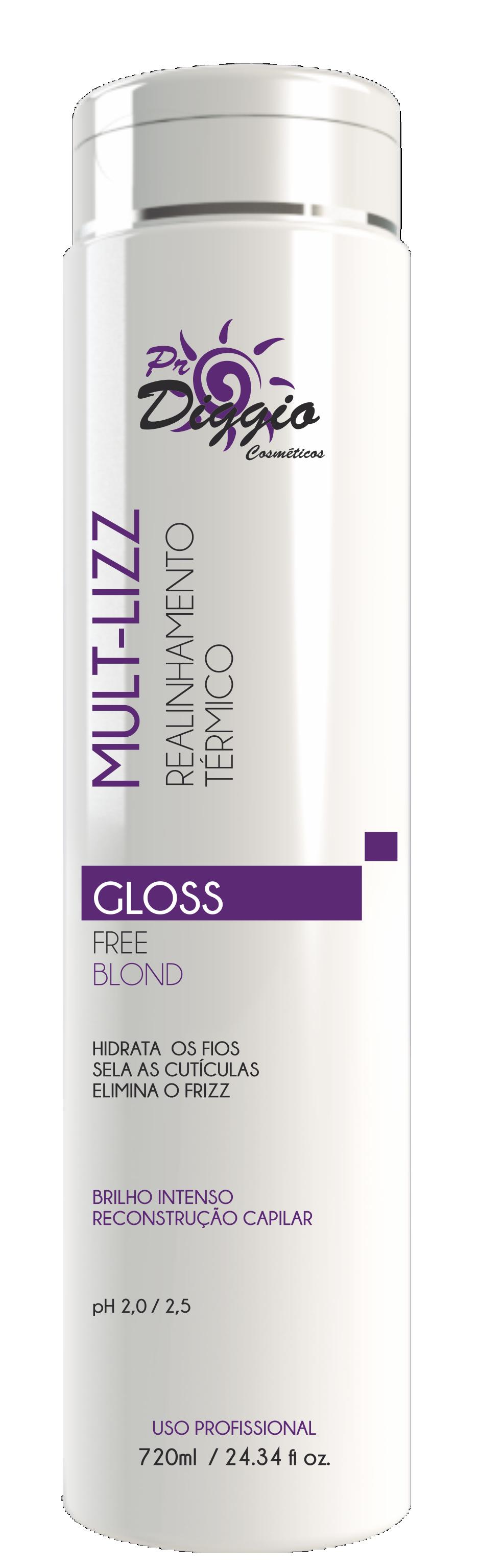 Gloss Free Blond
